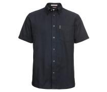 Hemd 'SS Core Oxford Shirt' navy