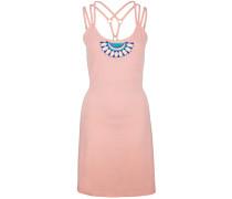 Kleid apricot / altrosa