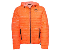 Steppjacke 'furler' orange