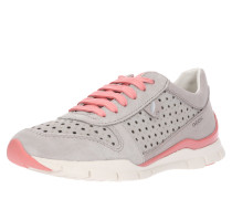 Sneaker 'Sukie' hellgrau / rosé