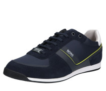 Sneaker 'Glaze' dunkelblau