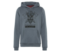 Sweatshirt 'totdy Hoody' dunkelgrau