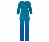 Pyjama blau / türkis