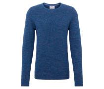 Pullover 'Oria' blau