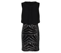 Kleid 'elenora' schwarz