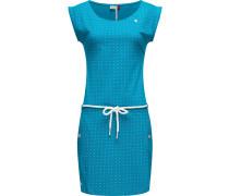 Sommerkleid ' Tag Dots ' blau