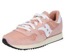 Schuhe 'dxn Vintage' puder / weiß