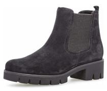 Stiefel kobaltblau / greige