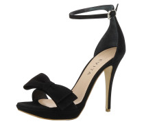 Sandalette 'Valeria' schwarz