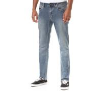 Jeans 'Vorta' blue denim