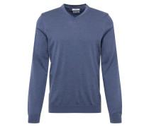 Pullover 'vico' blau
