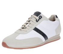 Sneaker 'Orlando' greige / schwarz / weiß
