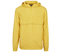 Jacket 'Pull Over' gelb