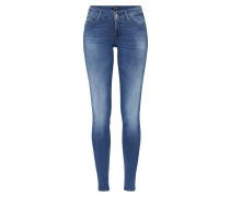 'Luz' Hyperflex Skinny Jeans blue denim
