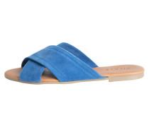 Wildleder Sandalen blau