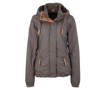 Jacket 'Rosenduft' braun