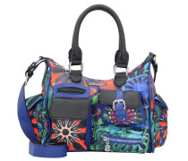 Indian Galactic London Mini Handtasche 27 cm