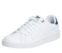 Sneaker 'Clean Court Cmf' neongrün / weiß