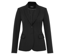 Business Blazer schwarz