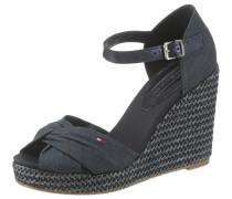 Sandalette 'Elena 3Ci' dunkelblau