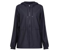 Regenjacke 'W Jacket' schwarz