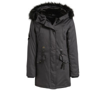 Parka 'crystel' graphit