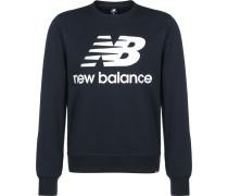 Sweater weiß / schwarz