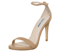 High Heel Sandalette 'Stecy' beige