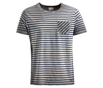 Shirt 'tick' grau