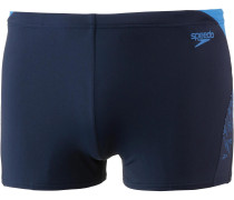 'Boom Splice' Badehose blau / navy