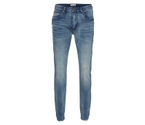 'Skinny fit' Jeans blue denim