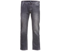'Michigan' Jeans grey denim