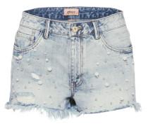 Shorts 'divine' hellblau