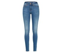 Skinny Jeans blue denim