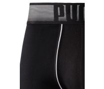 Boxershorts dunkelgrau / schwarz