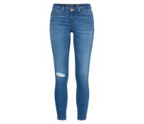 Ankle Jeans 'eve' blue denim