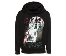 Sweatshirt 'Toth' mischfarben / schwarz