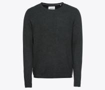 Pullover 'basic cnk' dunkelgrau