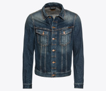 Jeansjacke 'Billy' blue denim