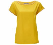 Blusenshirt gelb