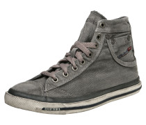 'Exposure' Sneakers grey denim