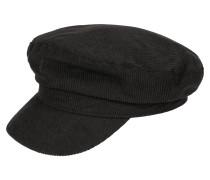 Schirmmütze 'helen' schwarz