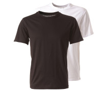 T-Shirt 'Round Neck Double Pack'