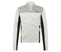 Sweatjacke 'SL-Tech 10211949 01' grau