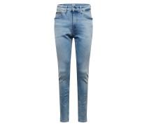 Jeans 'austin Slim Tapered Crtlt' blau