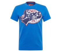 Shirt 'Heritage Classic' blau