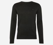 Pullover schwarzmeliert