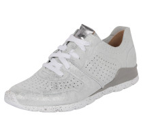Sneaker 'Tye Stardust' silber