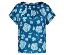 Bluse blau / hellblau