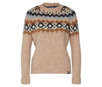 Pullover 'savannah Yoke Jacquard Knit'